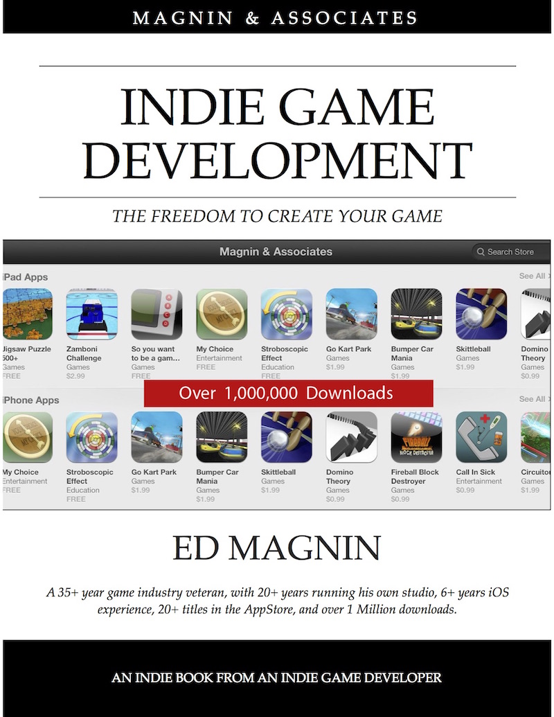 Spanish edition of new Indie Game Development iBook now available Image